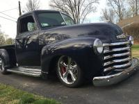 1947 Chevrolet Pick Up RWD Leather Seats.  This is a