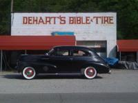 1947 Chevrolet Stylemaster 2 Door Town Sedan - 88,534