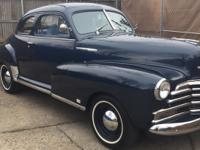 This car has been completely restored 6 years ago. The