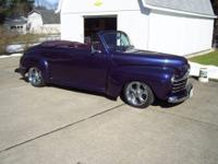 1947 Ford Convertible (OH) - $43,900 This is a 1947