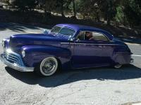 1947 Ford Coupe Body, converted to a Hardtop  1951 Ford