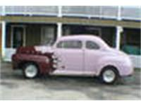 1948 Ford Streetrod,2 Dr Sedan. Chopped roof, all new