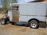 1947 Ford Milk Truck (CO) - $10,500 This is a project