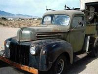 1947 Ford Truck for sale (NV) - $8,500 '47 Ford Utility