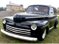1947 Ford Custom Tudor Arguable one of the coolest