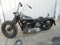 It was built a few years ago with a FL Springer front