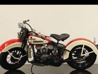 Year 1947Make Harley-DavidsonModel WLVIN