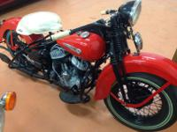 1947 Harley Davidson WL completely rebuilt from ground