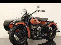 Year:      1947 Make:     Harley-Davidson Model:     WL