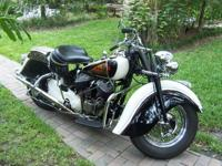 The time has come to sell my 1947 Indian Chief. This