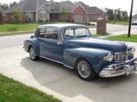 1947 Lincoln Continental American Classic This is a