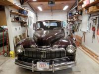 Has a 455 buick engine, disck brakes, tilt steering