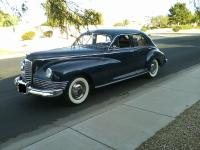1947 Packard Custom Super Clipper 2106  Offered for