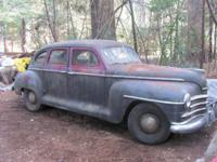 Great car for restoration project! Body in good