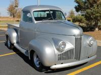 1947 Studebaker retro-mod. This truck is a great