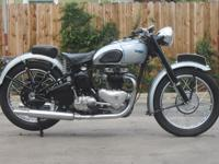 This very nice Triumph T100 is in great