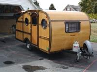 2012 built 47 Cabin Car recreation. 6.5 feet wide by 11