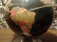 ANTIQUE GLOBE. ------------------------. THIS IS A