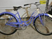 A nearly new, 1947 Schwinn! I purchased this bike from
