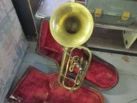 I have a 1948 Baritone. It requires some repair