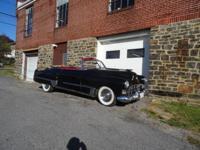 1948 Cadillac 62 Convertible ..Very Rare Car ..New