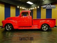 1948 Chevrolet 3100 5 Window Truck for sale. All I can