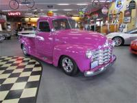 Here is a nice clean truck that is set up to drive and