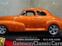 Stock #507-TPA  1948 Chevrolet Fleet Master $26,995