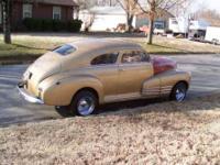 1948 Chevrolet Fleetline Fastback Classic This 1948