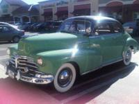 1948 Chevrolet Fleetmaster Deluxe Coupe ..One Owner Car