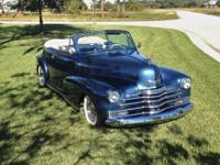1948 Chevrolet Fleetmaster (FL) - $59,900 Exterior: