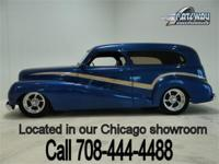 1948 Chevrolet Sedan Delivery that is one of a kind!