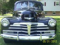 ****Collector's Dream**** 1948 Chevrolet Stylemaster