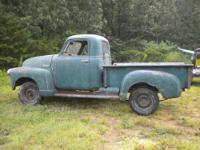I have a 1948 Pickup truck for sale. It is definitely a