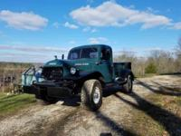 Year : 1948 Make : Dodge Model : Power Wagon Exterior