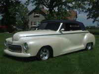Professionally restored and completed in the early
