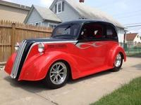 An 80K build by a New York Hot Rod Shop: Exterior: The