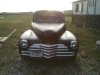 1948 CHEVROLET FLEETMASTER COUPE. 327 SBC, TURBO 400
