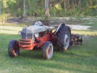 I have a 1948 Ford Tractor for sale, We bought this