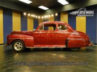 1948 Ford Super Deluxe Club Coupe for sale! This is one