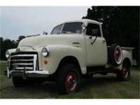 1948 GMC Pickup 5 Window Deluxe Cab in Excellent