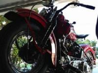 Restoration performed in 2012, this bike has been
