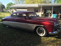 1948 Hudson Commodore Coupe (FL) - $37,900 Exterior: