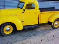 1948 International KV2 (MN) - $12,000 3/4 Ton, 2 door,