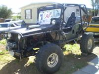 1948 Jeep rock crawler street legal Willys built 327