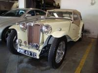 1948 MG TC Roadster ..Restored to Like New Condition