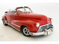 1948 OLDS SERIES 66 CONVERTIBLE EXOTIC CLASSICS IS