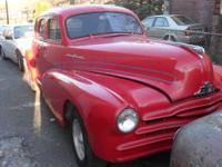 1948 Pontiac -Street rod, Chevy 350,very strong running