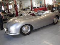 This 1948 Porsche 356 No. 1 replica was one of two