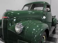 1948 STUDEBAKER M15A PICKUP Full Restored. Offered in